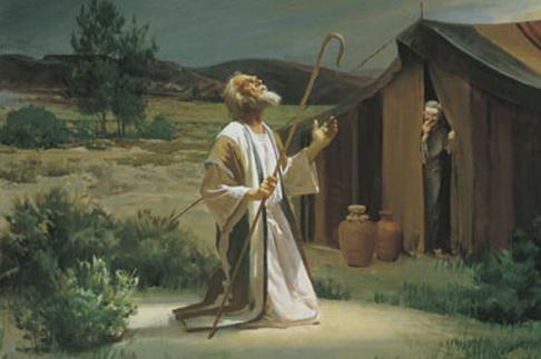 Измеримая вера Авраама